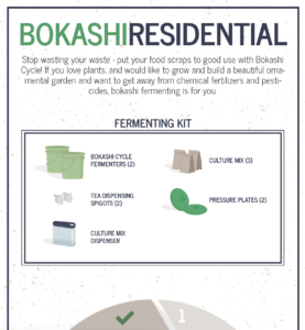 Bokashi Cycle Residential Instructions